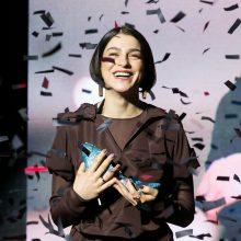 Šalies vadovai sveikina žymią operos dainininkę A. Grigorian 40-mečio proga