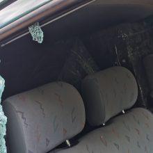 VSAT: sulaikyti du pareigūnai ir mikroautobuso vairuotojas