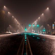 Visapusiškai naudingos investicijos gerina Kauno gatvių apšvietimą