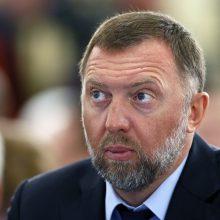 FTB krėtė rusų oligarcho O. Deripaskos vilą