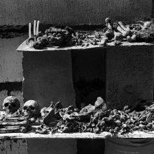 Partizanus palaidojo Panemunės šulinyje