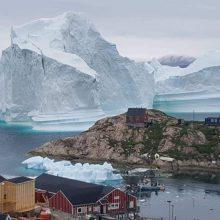 Žinią, kad D. Trumpas nori Grenlandijos, danai palaikė pokštu: tai visiška katastrofa