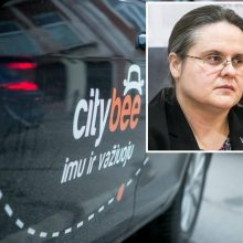"""A. Širinskienė: iš """"CityBee"""" pavogti duomenys gali būti panaudoti organizuojant teroristinę veiklą"""