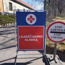 Kauno rajono karščiavimo klinika ilgina darbo laiką