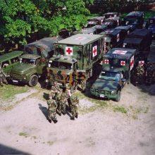 Minimas Dr. Jono Basanavičiaus karo medicinos tarnybos 30-metis
