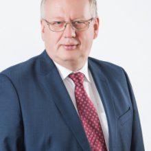 Teisėjas Egidijus Laužikas