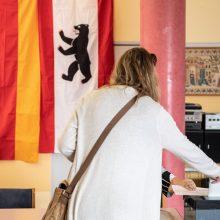 Europos Parlamento rinkimai sekmadienį vyksta 21-oje ES šalyje