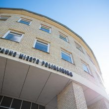 Kaune atidaryta Karščiavimo klinika: teiks pagalbą ir atvykusiems iš toliau