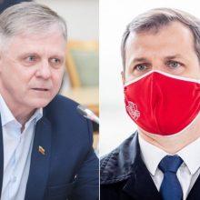 Utenos apygardos balsus perskaičiuos Vilniaus miesto ir rajono apygardų komisijos