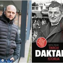 """Naujoje D. Dargio knygoje – apie negirdėtus """"Daktarų"""" ryšius su KGB"""