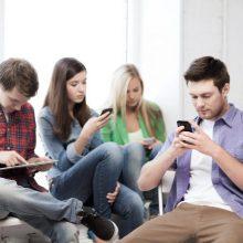 Saugūs internete: virtualiojo gyvenimo taisyklės jaunuoliui