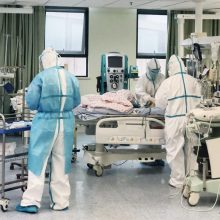 Lietuvoje mirė šeštas koronavirusu užsikrėtęs žmogus