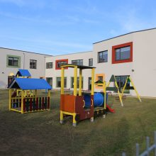Sprendimas: Užliedžių seniūnijoje savivaldybė išpirko nekilnojamojo turto vystytojų pastatytą vaikų darželį.