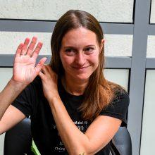 """Rusijos žurnalistė S. Prokopjeva pripažinta kalta dėl viešo """"terorizmo teisinimo"""""""