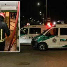 Kriminalas Eiguliuose: kaimynus terorizavę nuomininkai bus sudrausminti tik padarę nusikaltimą?