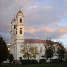 Rekonstruojama Jonavos Šv. apaštalo Jokūbo bažnyčia
