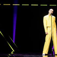 """Antroji """"Eurovizijos"""" atrankos laida: paaiškėjo dar penki dalyviai, kurie keliauja į pusfinalį"""