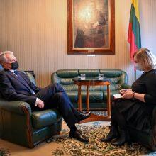 G. Nausėda: Kaunas yra mūsų pasididžiavimas <span style=color:red;>(išskirtinis interviu)</span>
