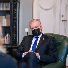 G. Nausėda: Kaunas yra mūsų pasididžiavimas (išskirtinis interviu)