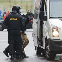 """""""Viasna"""": per koncertą prie Minsko sulaikyta apie 70 žmonių"""