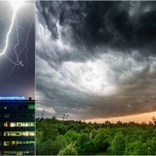 Išprotėję orai taps kasdienybe? <span style=color:red;>(eksperto įžvalgos ir prognozės)</span>