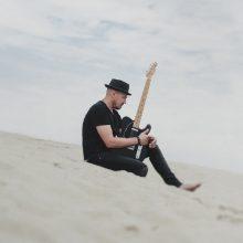 """""""PuntoJazz Palėpėje"""" koncertuoja lietuviškasis Joe Cockeris (vaizdo įrašas)"""
