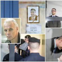 D. Bugavičiaus nužudymo byloje – parodymai iš Airijos