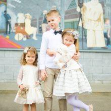 Vaikų drabužiai: ką šią vasarą vilkėti vestuvių, krikštynų ir gimtadienių svečiams?