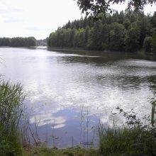 Maudynės Vėlykščio ežere vyrui baigėsi tragiškai