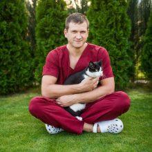 P. Morkūnas: auga ne tik Lietuva, bet ir meilė gyvūnams