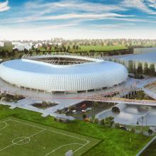 """Teismas: """"Vilniaus nacionalinis stadionas"""" iš konkurso pašalintas teisėtai"""