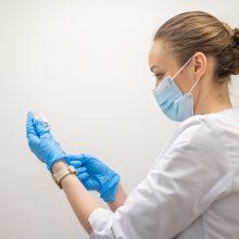 """Nuo pirmadienio Vilniuje registruotis """"Pfizer-BioNTech"""" vakcinai galės ir 55-64 metų žmonės"""