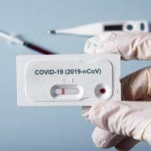 """Tiria greituosius COVID-19 testus tiekusią """"Profarmą"""": žala gali siekti 6 mln. eurų"""