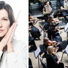 Po ilgos tylos Kauno miesto simfoninis orkestras kviečia iš naujo atrasti muzikos grožį