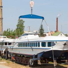 Laivybos sezonas: kur iš Kauno plauks laivai
