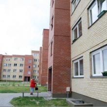 Klaipėdos savivaldybei teks išlaikyti tuščius butus