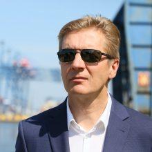 Atleistas Klaipėdos uosto vadovas A. Vaitkus prašo teismo grąžinti į darbą