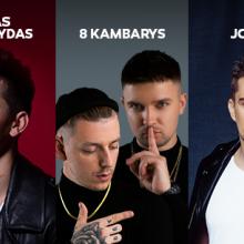 Grandiozinis muzikos šou kviečia į Klaipėdą
