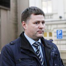 Teismas atmetė V. Titovo skundą dėl Klaipėdos tarybos nario mandato panaikinimo