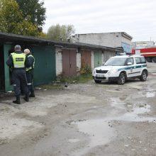 Po ketverių metų klaipėdietis rado mirusį tėvą garaže