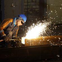 Vyriausybė: susitarimas, gerinantis darbo sąlygas, yra kartelinis