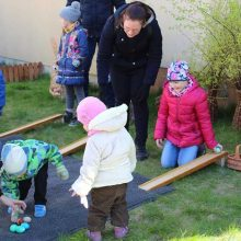 Uostamiesčio skvere – Atvelykio šventė visai šeimai