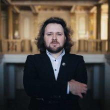 Pianistas G. Januševičius ir fortepijono istorijos