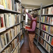 Vasarą bibliotekos dirba trumpiau