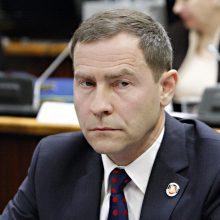 Klaipėdos politikai nušalino savivaldybės administracijos direktorių