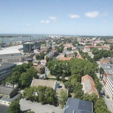 Klaipėdos miesto bendrąjį planą nori baigti šiemet