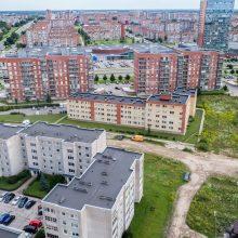 Kovai su aplinkos tarša Klaipėdoje – naujos priemonės