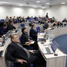 Paskutinis Klaipėdos tarybos posėdis – be didelių aistrų