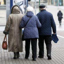 Prezidentūra: Vyriausybei pritrūko ryžto labiau didinti pensijas nuo sausio