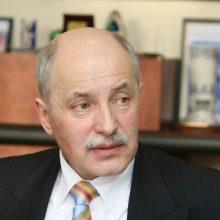 V. Stankevičius baigia diplomatinę tarnybą